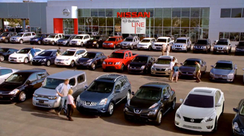 Nissan TV Spot, 'Bottom Line' - Thumbnail 5
