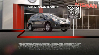 Nissan TV Spot, 'Bottom Line'