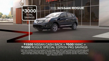 Nissan TV Spot, 'Bottom Line' - Thumbnail 8