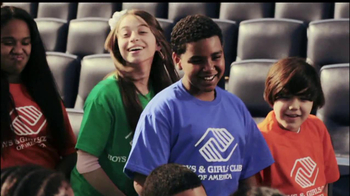 Fox Supports TV Spot, 'Boys and Girls Club' Featuring CC Sabathia - 1 commercial airings