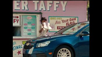 Chevy Cruze TV Spot, 'Just Called' Song by Stevie Wonder - 7 commercial airings
