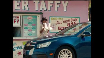 Chevy Cruze TV Spot, 'Just Called' Song by Stevie Wonder