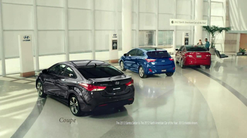 2012 Hyundai Elanta TV Spot, 'Decisions' - Thumbnail 10