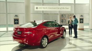 2012 Hyundai Elanta TV Spot, 'Decisions' - Thumbnail 8