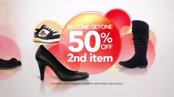 Payless Shoe Source TV Spot for Green Tag Savings