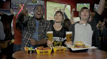 Buffalo Wild Wings TV Spot, 'Weird Drink' - Thumbnail 9