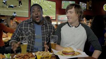 Buffalo Wild Wings TV Spot, 'Weird Drink' - Thumbnail 2
