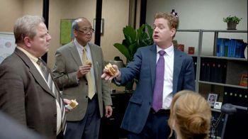 KFC Chicken Littles TV Spot, 'Office Announcement' - 1089 commercial airings