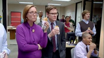 KFC Chicken Littles TV Spot, 'Office Announcement' - Thumbnail 4