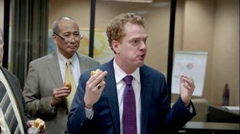 KFC Chicken Littles TV Spot, 'Office Announcement' - Thumbnail 5