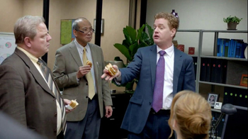 KFC Chicken Littles TV Spot, 'Office Announcement'