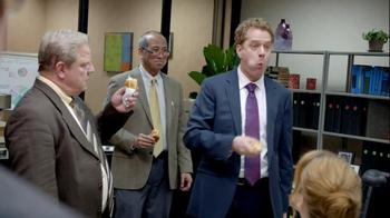 KFC Chicken Littles TV Spot, 'Office Announcement' - Thumbnail 7