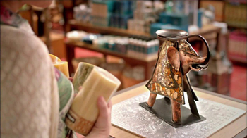 Pier 1 Imports TV Spot for Talking Elephant Candle Holder