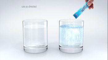 Efferdent Power Clean Crystals TV Spot