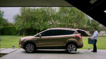 Ford Escape TV Spot, 'Lending a Foot'