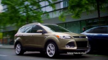 Ford Escape TV Spot, 'Lending a Foot' - Thumbnail 4