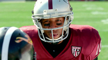 Dr Pepper Ten TV Spot, 'Football' - Thumbnail 2