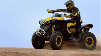 Can-Am TV Spot, 'Precision and Power'