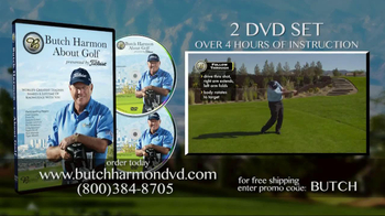 Butch Harmon DVD TV Spot for Golf Video Featuring Tiger Woods - Thumbnail 5