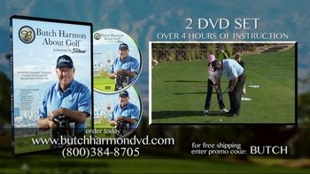 Butch Harmon DVD TV Spot for Golf Video Featuring Tiger Woods - Thumbnail 6