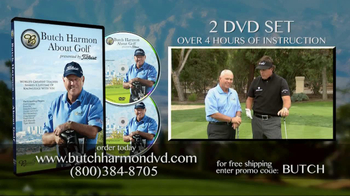 Butch Harmon DVD TV Spot for Golf Video Featuring Tiger Woods - Thumbnail 7