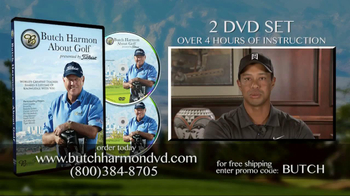 Butch Harmon DVD TV Spot for Golf Video Featuring Tiger Woods - Thumbnail 8