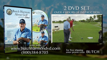 Butch Harmon DVD TV Spot for Golf Video Featuring Tiger Woods - Thumbnail 9