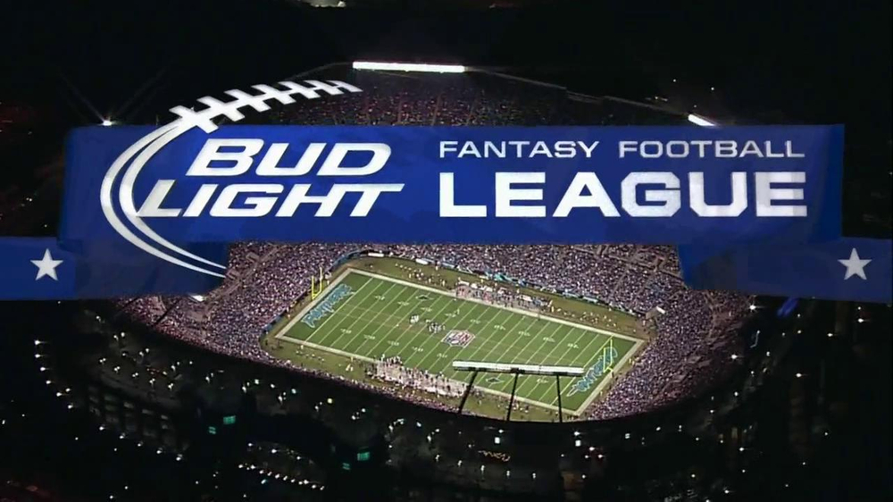 Bud Light TV Commercial, 'Fantasy Football League' - Video