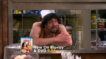 2 Broke Girls: The Complete First Season Blu-Ray TV Spot - Thumbnail 1