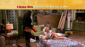 2 Broke Girls: The Complete First Season Blu-Ray TV Spot - Thumbnail 3