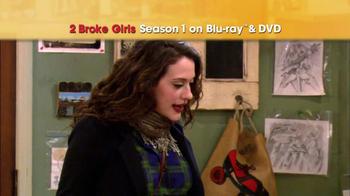 2 Broke Girls: The Complete First Season Blu-Ray TV Spot - Thumbnail 4