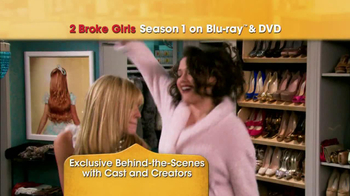 2 Broke Girls: The Complete First Season Blu-Ray TV Spot - Thumbnail 5