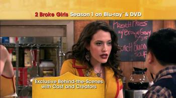 2 Broke Girls: The Complete First Season Blu-Ray TV Spot - Thumbnail 6