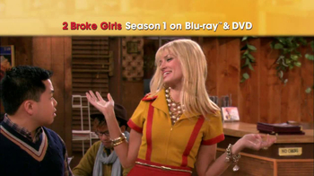 2 Broke Girls: The Complete First Season Blu-Ray TV Spot - Thumbnail 8