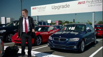 Avis Car Rentals TV Spot for Dave Business Meeting