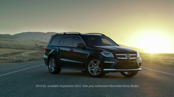 2013 Mercedes-Benz GL TV Spot, 'Are We There Yet?' - Thumbnail 10
