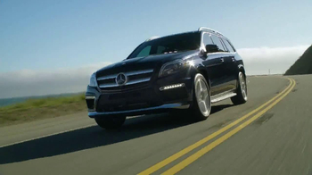 2013 Mercedes-Benz GL TV Spot, 'Are We There Yet?' - Thumbnail 7