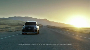 2013 Mercedes-Benz GL TV Spot, 'Are We There Yet?' - Thumbnail 9
