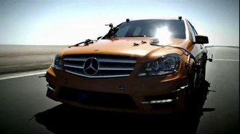 2013 Mercedes-Benz C-Class TV Spot, 'Orange Car' - 1851 commercial airings