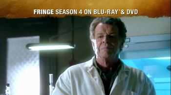 FOX TV Spot for Fringe Season 4 on Blu-Ray and DVD - Thumbnail 3