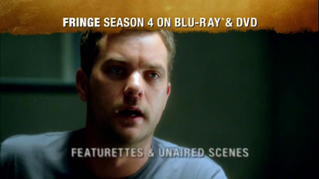FOX TV Spot for Fringe Season 4 on Blu-Ray and DVD - Thumbnail 4