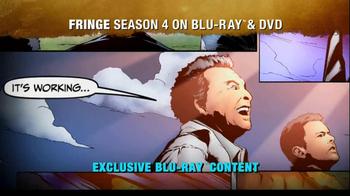 FOX TV Spot for Fringe Season 4 on Blu-Ray and DVD - Thumbnail 6