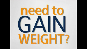 CB-1 Weight Gainer TV Spot for Tired of Being Skinny - Thumbnail 2