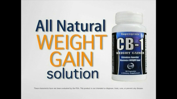 CB-1 Weight Gainer TV Spot for Tired of Being Skinny - Thumbnail 3