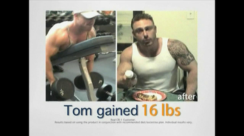 CB-1 Weight Gainer TV Spot for Tired of Being Skinny - Thumbnail 5