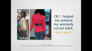 CB-1 Weight Gainer TV Spot for Tired of Being Skinny - Thumbnail 6
