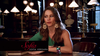 Sofia Vergara Collection at Kmart TV Spot, 'Library' - Thumbnail 2