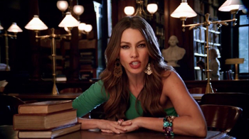 Sofia Vergara Collection at Kmart TV Spot, 'Library'
