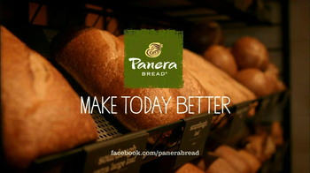 Panera Bread Turkey Cranberry Panini TV Spot