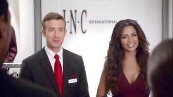 Macy's Inc TV Spot Featuring Camilla Alves - Thumbnail 4